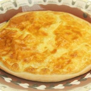 Лепёшка с сыром
