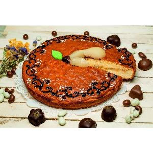 Пирог «Грушевый»