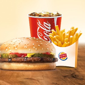 Гамбургер Комбо