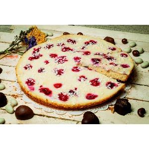 Пирог «Малиновый»