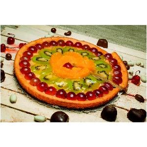 Пирог «Творожно - фруктовый»